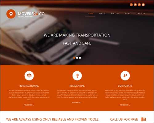 AS 002064 Free Joomla Template